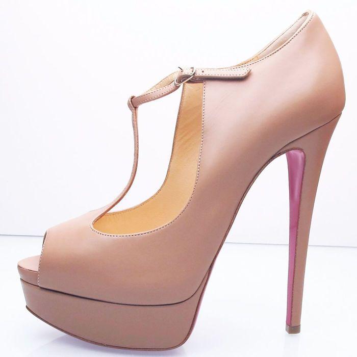 Louboutin Black high heels Catawiki