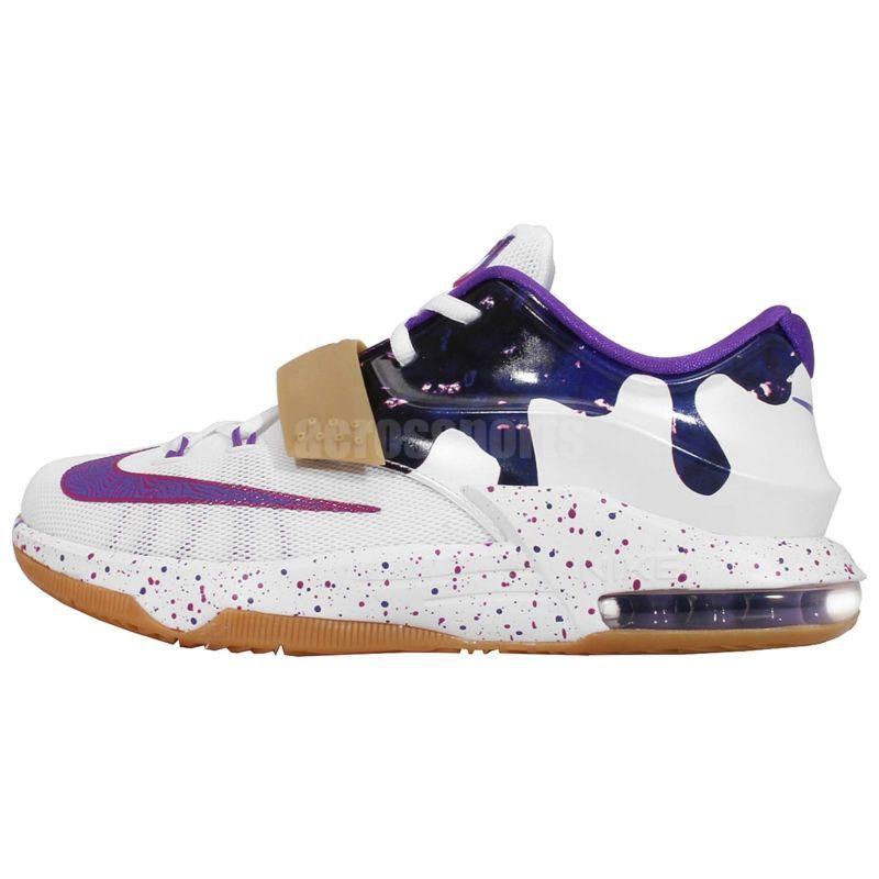 Nike KD VII 7 GS PBJ Peanut Butter Jelly Kevin Durant