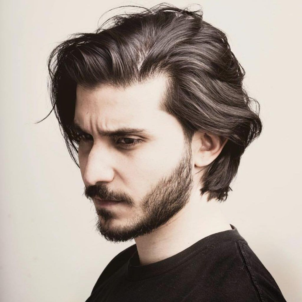 How To Wear The Flow Haircut Latest Men Hairstyles Long Hair Styles Men Medium Length Hair Styles