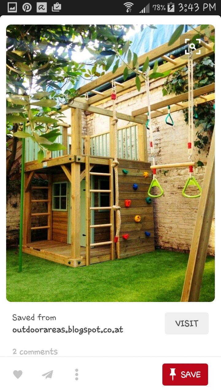 Hinterhof Ideen Für Kinder, Gartenideen, Kleinen Hinterhöfen, Kleine  Gärten, Bau, Kreative Ideen Für Kinder, Spielplätze, Verandas, Zustand  Handwerk