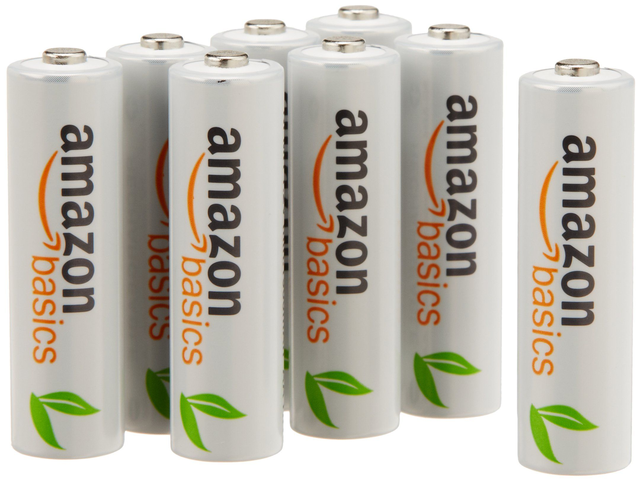 Pile Aa Rechargeable Amazonbasics Aa Rechargeable Batteries 8 Pack Pre Charged