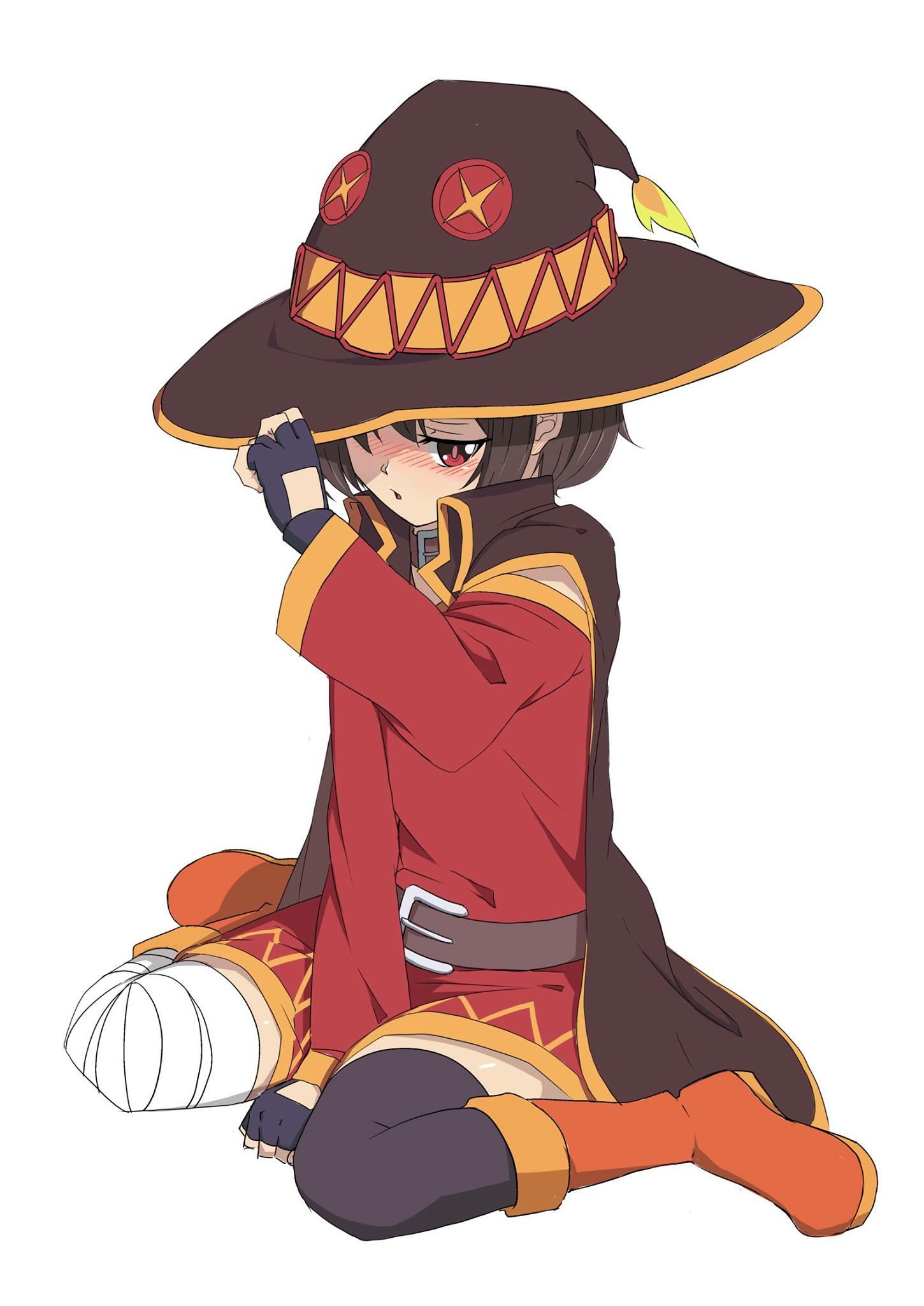 Megumin   Cute   Anime, Kawaii anime, Anime art