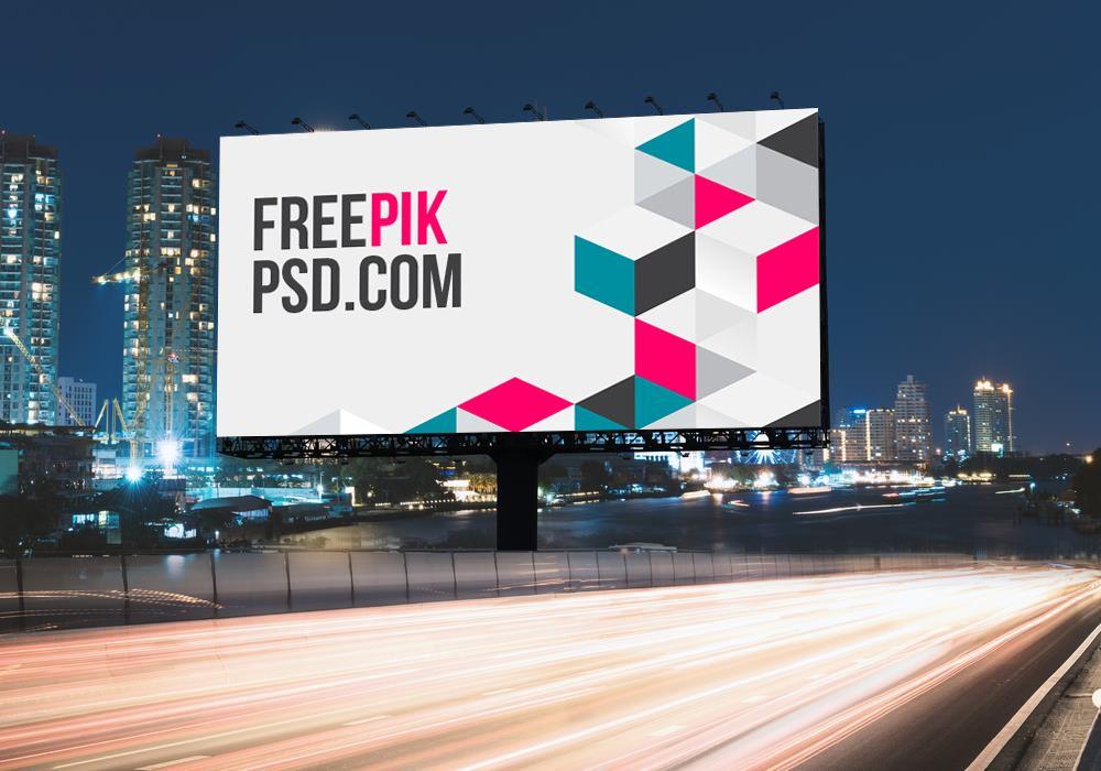 Billboard Mockup Psd Free Download Mockup Free Psd Billboard Mockup Photoshop Mockup Free
