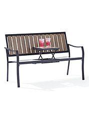 Patio Petite Dalton Bench - Middle Table - The Bay