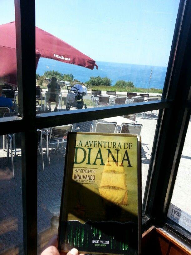 La Aventura de Diana ... con vistas.