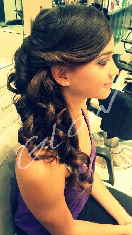 Peinado para quinceañera | Peinados creados por Glow ...