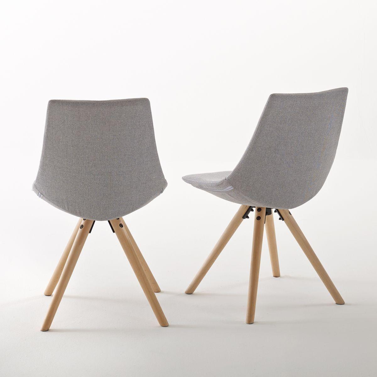 Lot De 2 Chaises Rembourrees Asting Taille Taille Unique Chaises Rembourrees Table Et Chaises Et Chaise