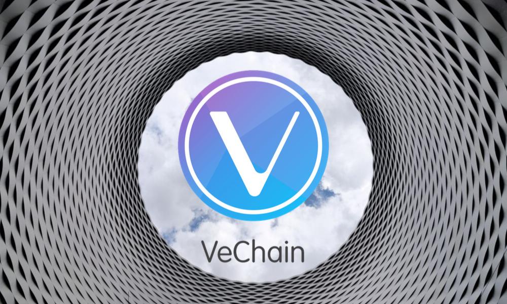 vet cryptocurrency price