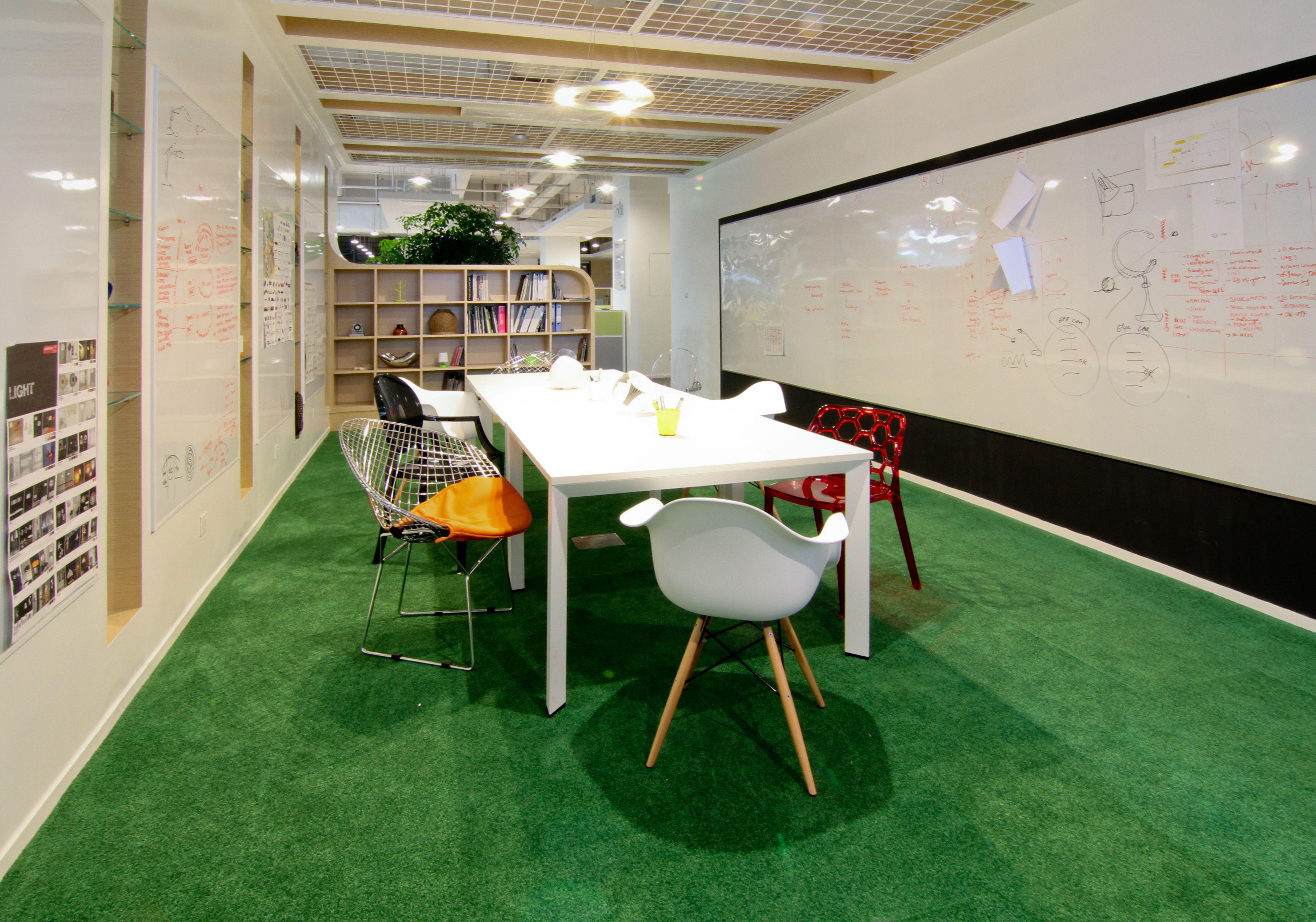 Philips Meeting Room Design Brainstorming Room Interior