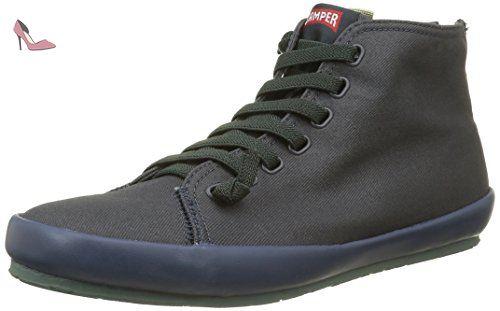 Pelotas XL, Sneakers Basses Femme, Bleu (Dark Blue 002), 41 EUCamper