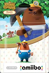 Resetti Amiibo Animal Crossing