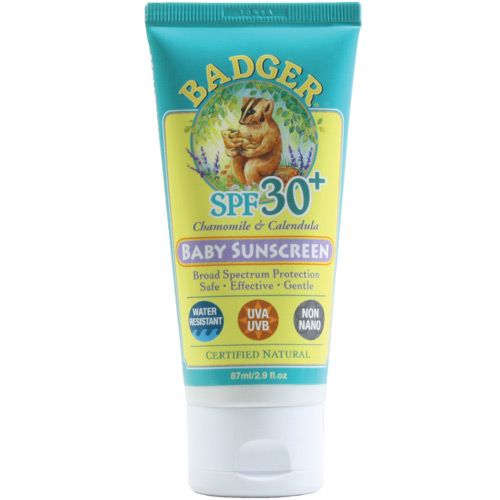 Petite Planet New Badger Baby Sunscreen Spf 30 Baby Sunscreen Safe Sunscreen Sunscreen
