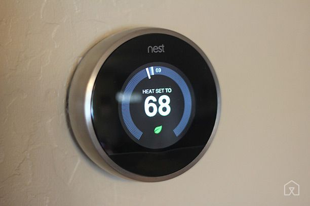 The Best Smart Thermostat With Images Smart Thermostats Black