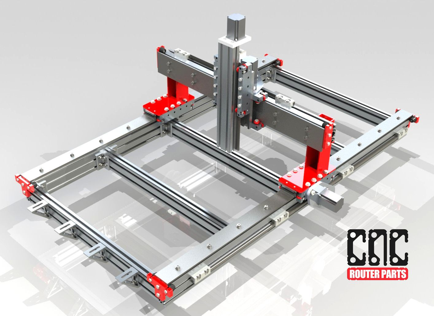 Crp2448 2 X 4 Cnc Router Kit Welcome To Cnc Router Parts Your