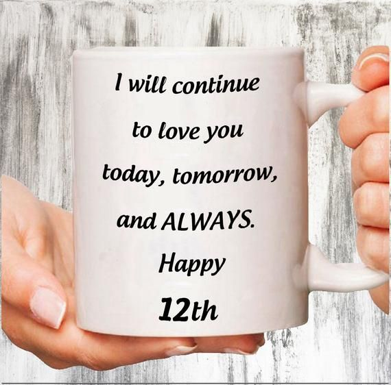 12th Anniversary Gift For Her 12th Anniversary Gifts For Women 12th Wedding Anniversary 1 6th Anniversary Gifts 24th Anniversary Gifts Birthday Gift For Wife