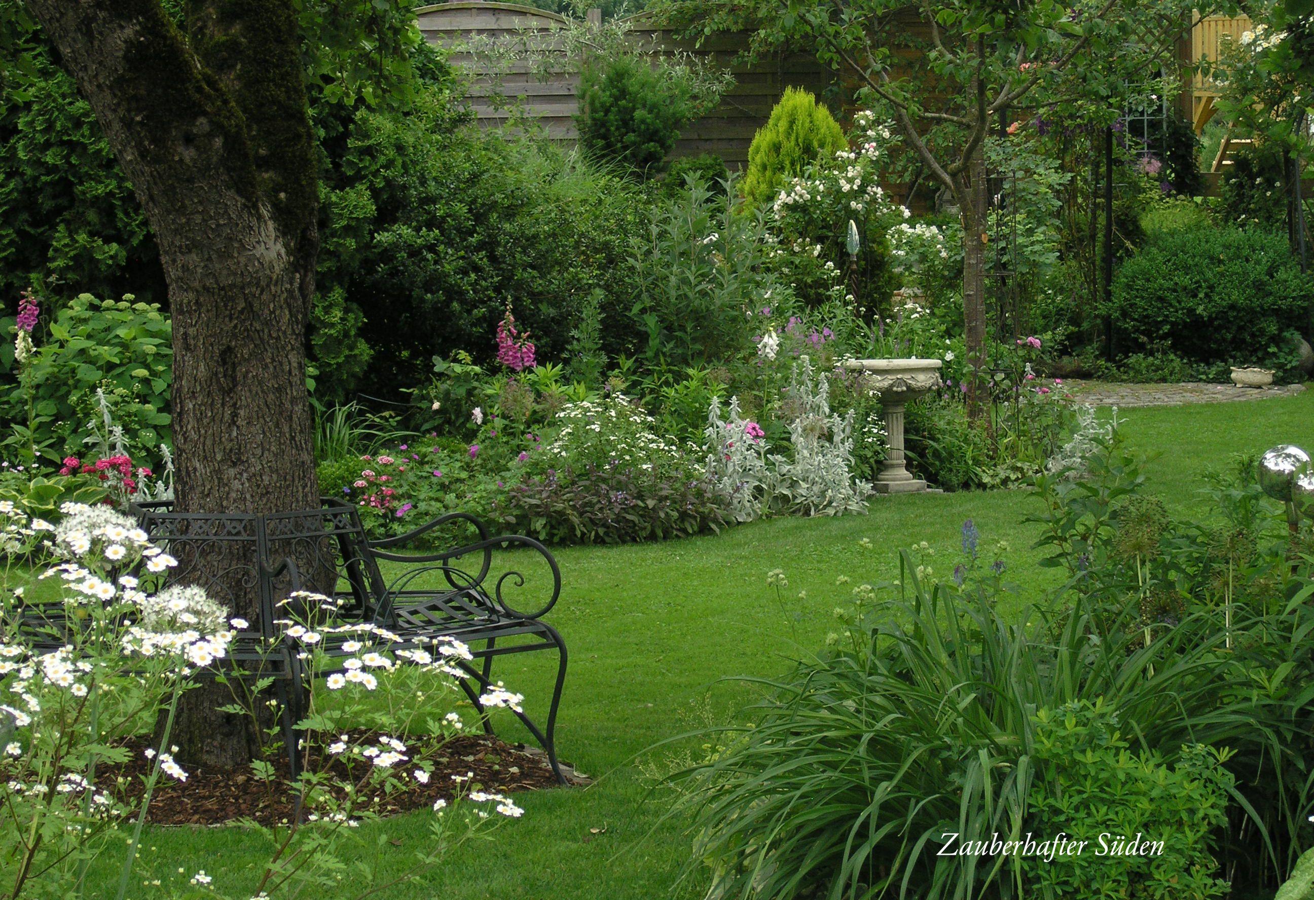 Wundervoll Gartentraum Dekoration Von Zauberhafter Süden, Der Garten Von Petra Steiner