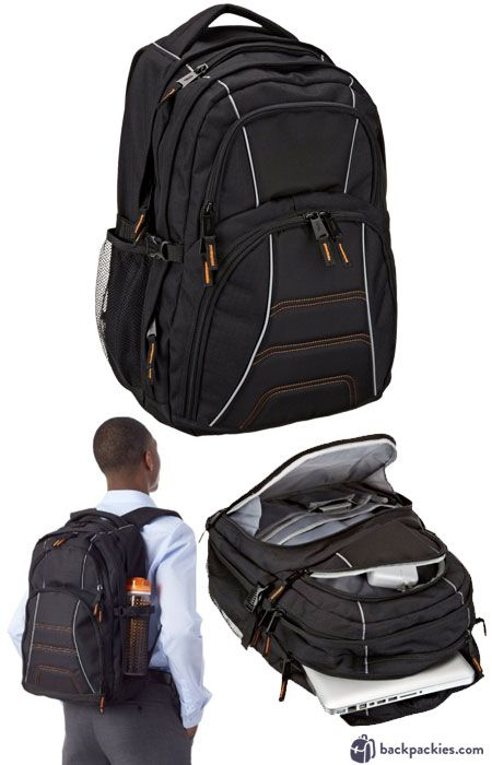 52a08195f2ce Amazon Basics Backpack - Best cheap backpacks for school - Learn more   https