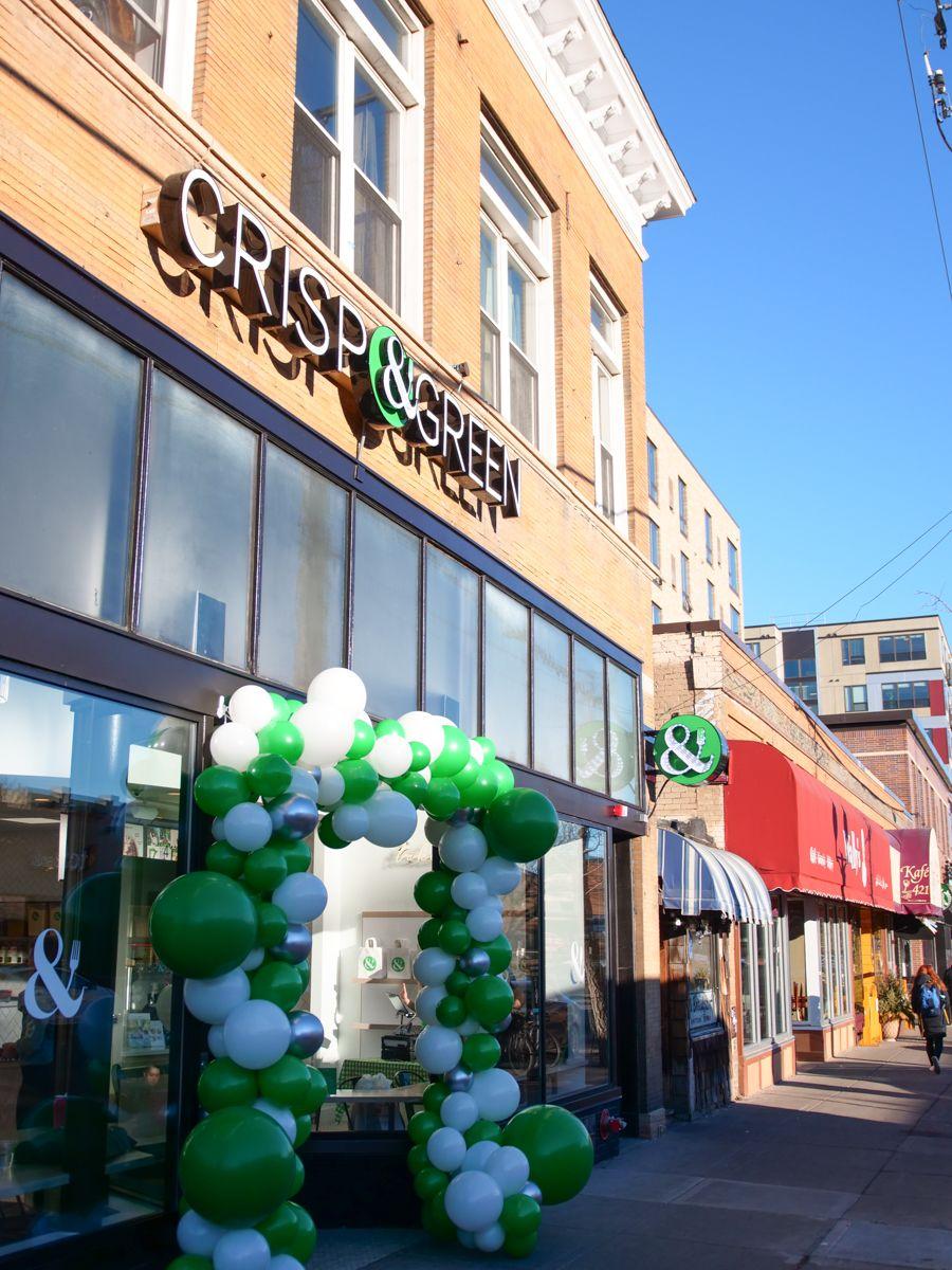 C&G dinkytown now open! Healthy restaurant food, Healthy