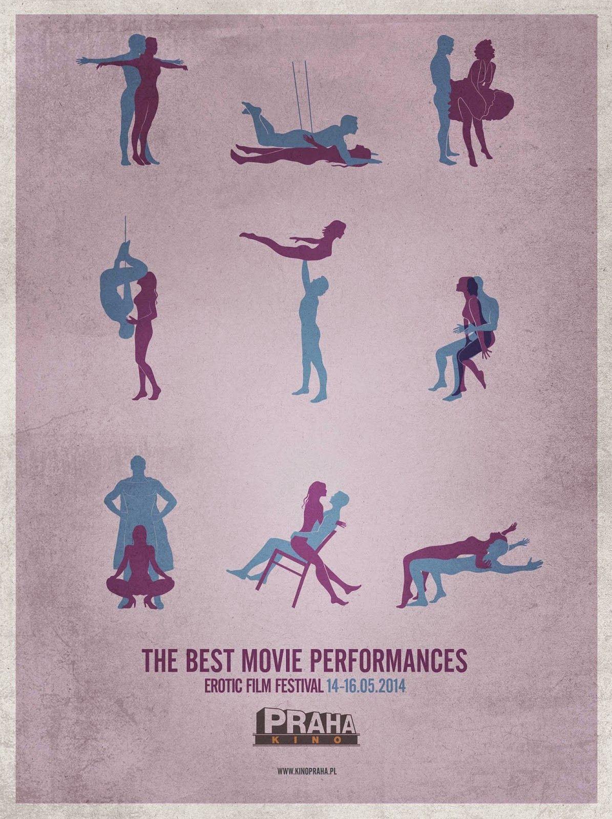 Erotic film contest winners