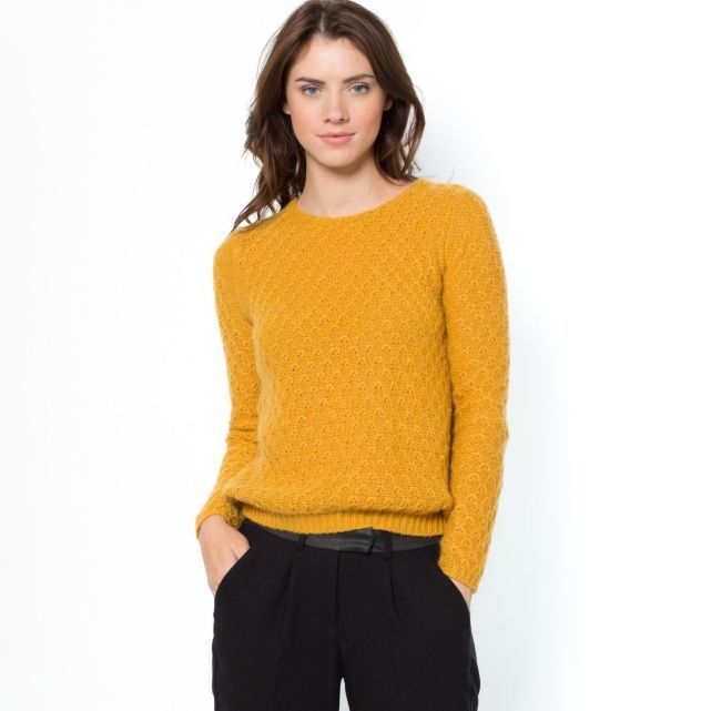 Pull carré manches longues col rond, 45€  http://www.laredoute.fr/vente-pull-carre-manches-longues-col-rond.aspx?productid=324473057&documentid=999999&categoryid=0&customertarget=0&offertype=0&prodcolor=1&source=search&vsn=null#pos=6_n_n_n_n_n_n&numberpage=1