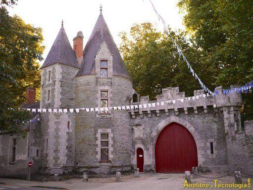 Josselin, un pueblo de cuento en la Bretaña Francesa