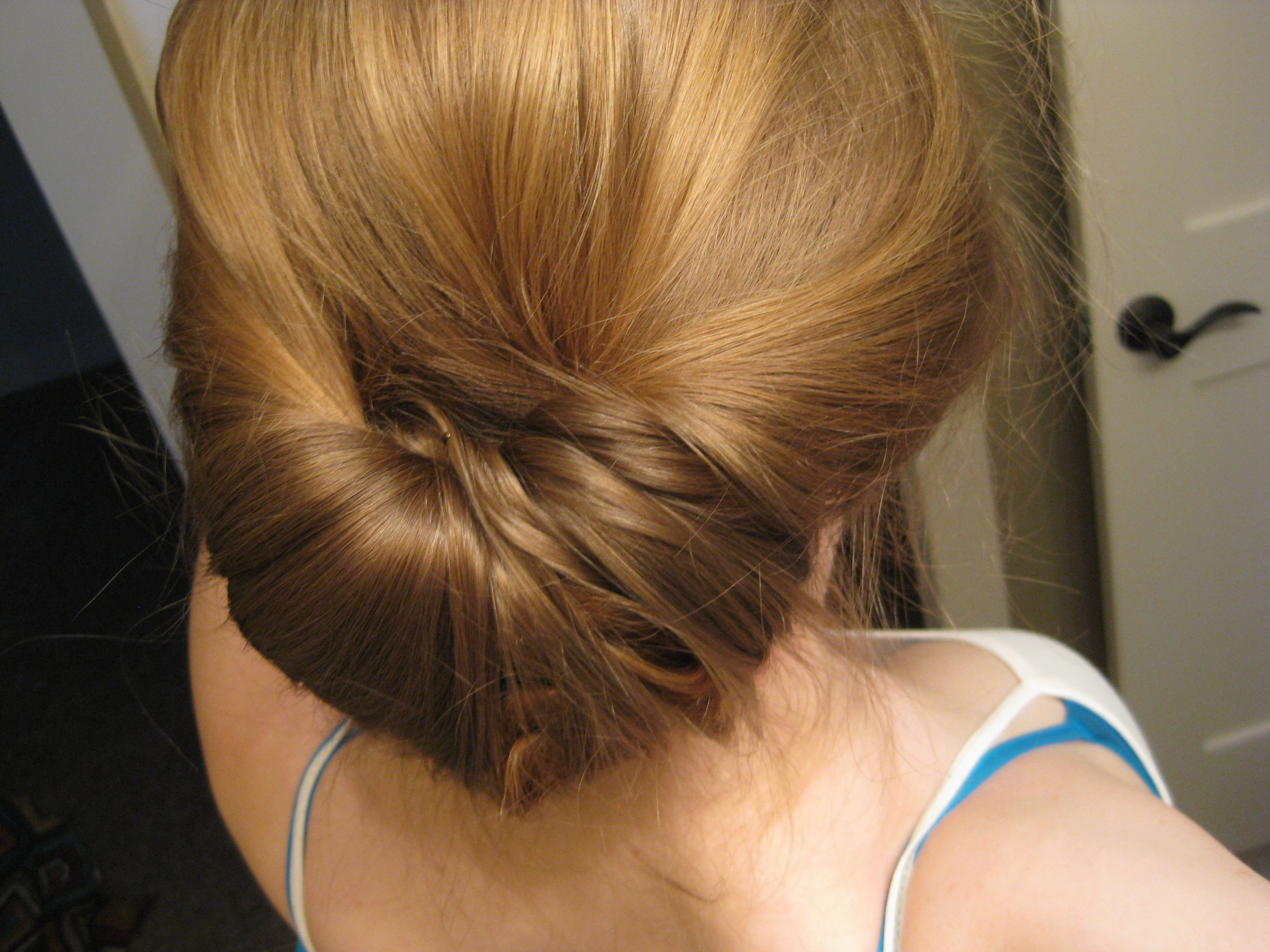 Simple updo formal hair styles pinterest simple updo updo and