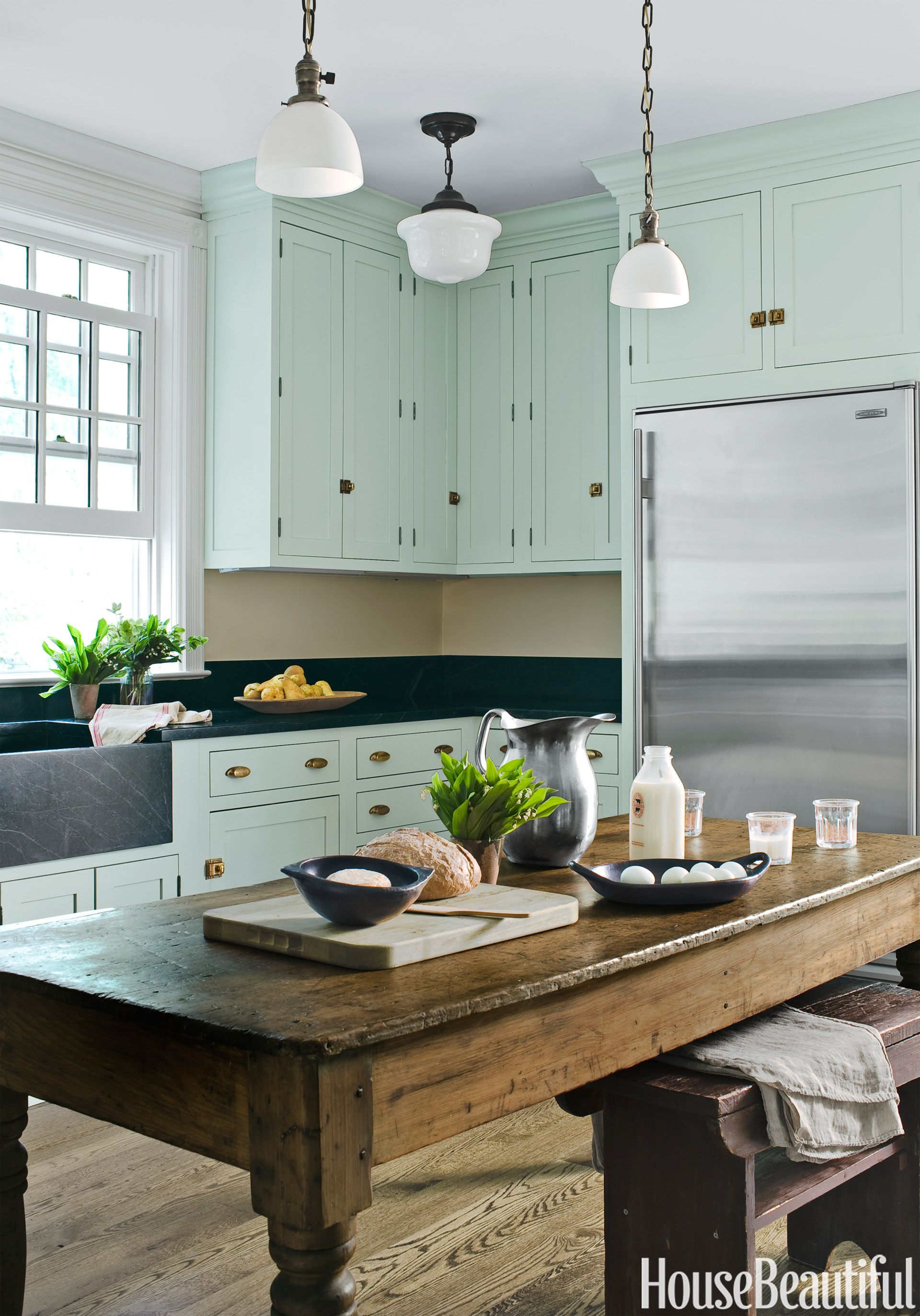 Paint Your Kitchen Cabinets a Color You Love