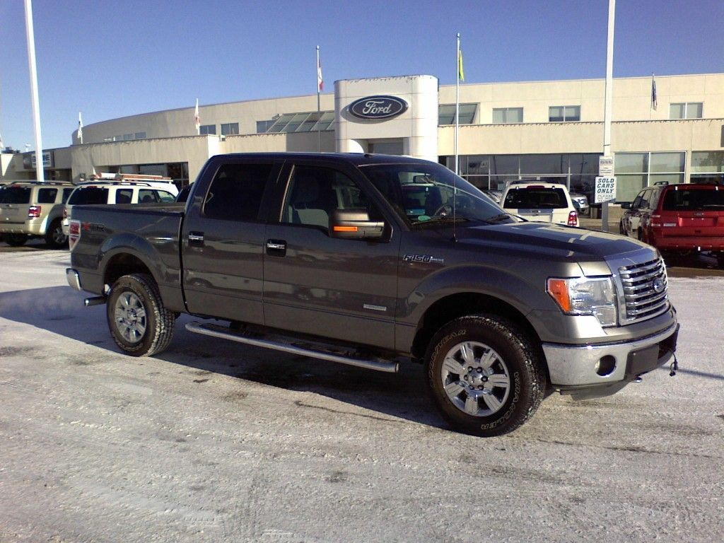2011 Ford F150 3 5l Ecoboost Ford F150 Cars Trucks 2011 Ford F150