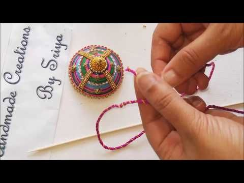 DIY||How to make Quilling umbrella||Easy umbrella making with quillin paper||small and cute umbrella