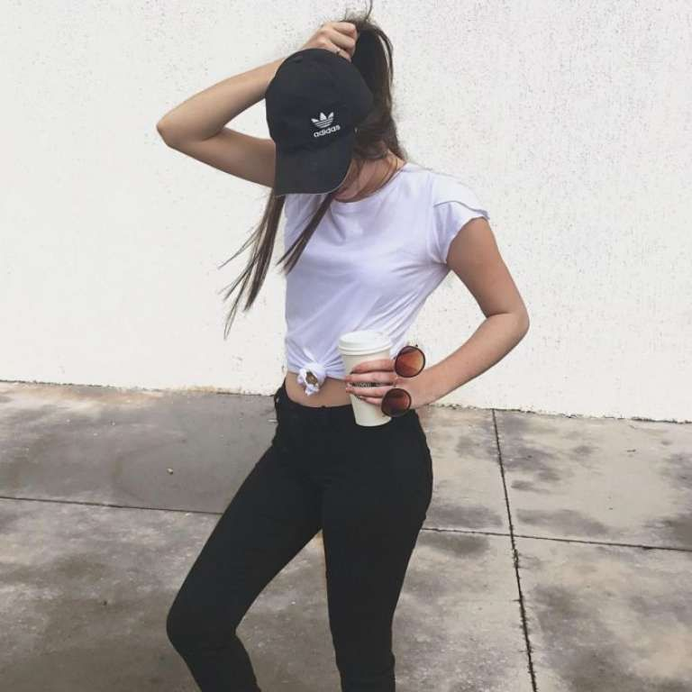 380c06487f0 Outfits con ropa adidas de moda que te encantarán moda jpg 768x768  Birkenstocks outfits broxing ropa