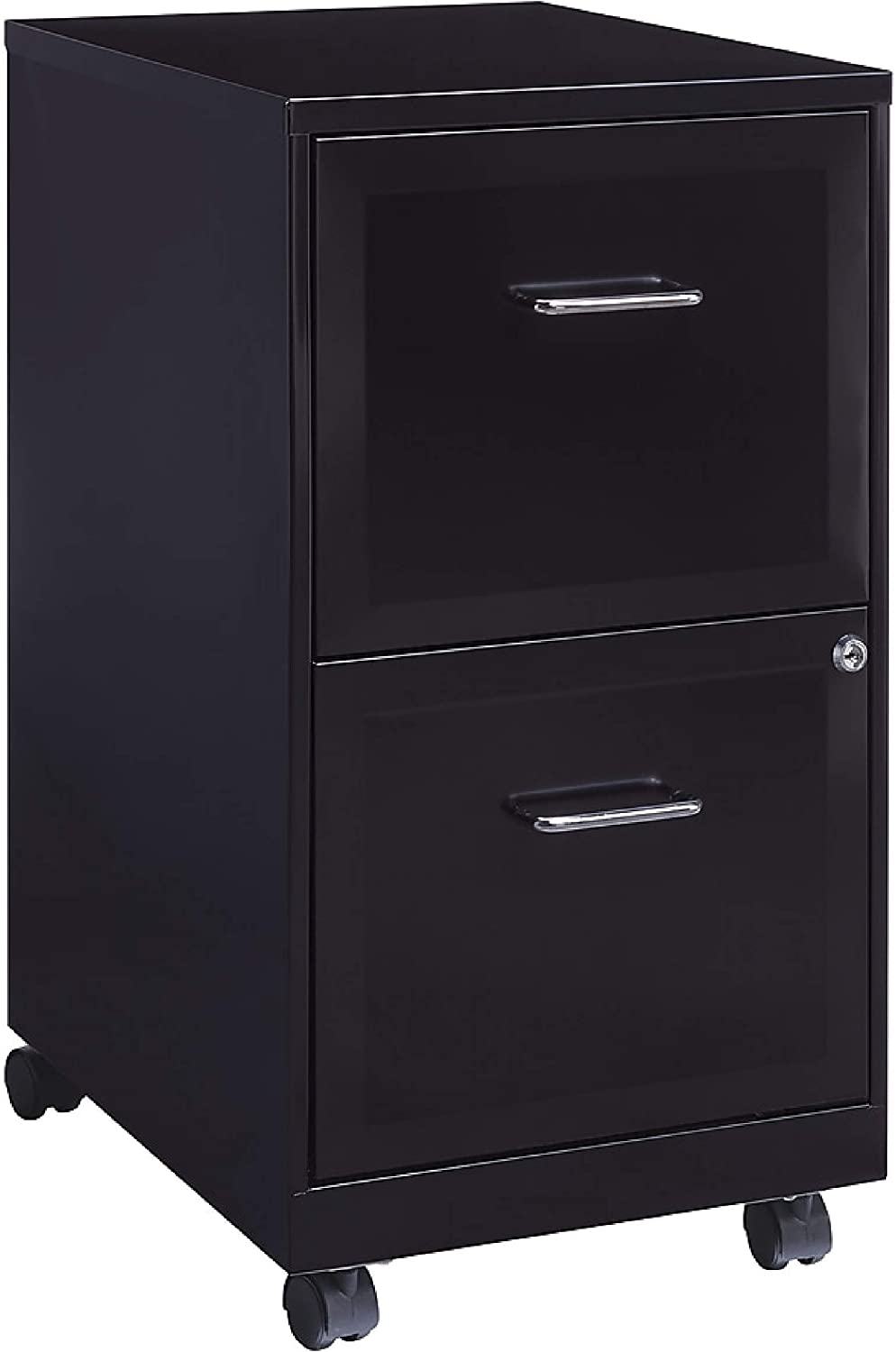 Amazonsmile Staples 2 Drawer Vertical Locking File Cabinet Black Sold As 1 Each Holds Letter Size Documents Filing Cabinet Drawer Filing Cabinet Cabinet