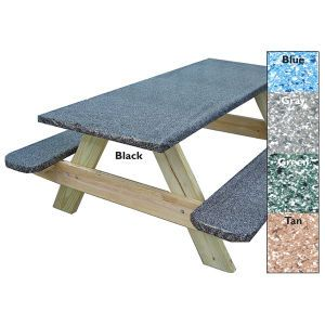 Picnic Table Covers Includes Covers To Fit Standard Ft - Outdoor picnic table covers