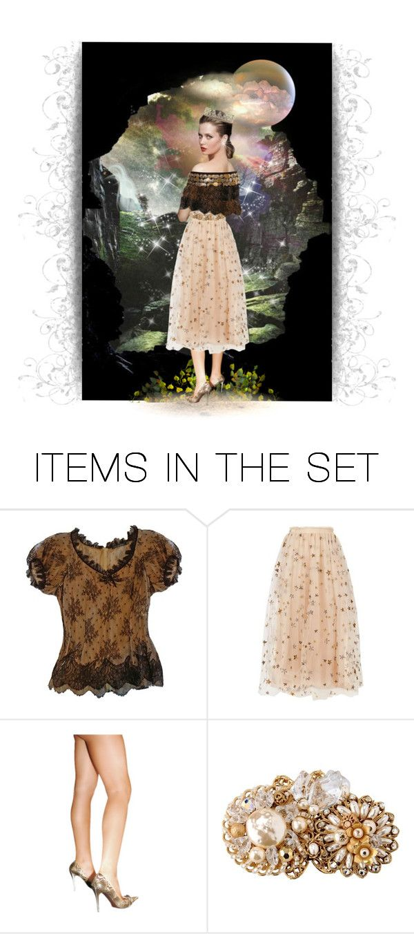 """A Magical Place ..."" by confusgrk ❤ liked on Polyvore featuring art"