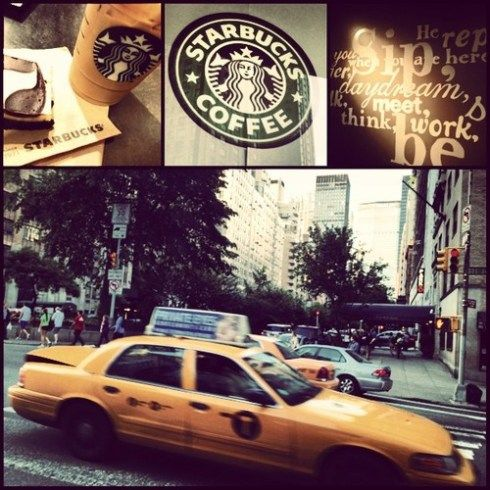 34th and Park Ave #Starbucks #NYC #MurrayHill