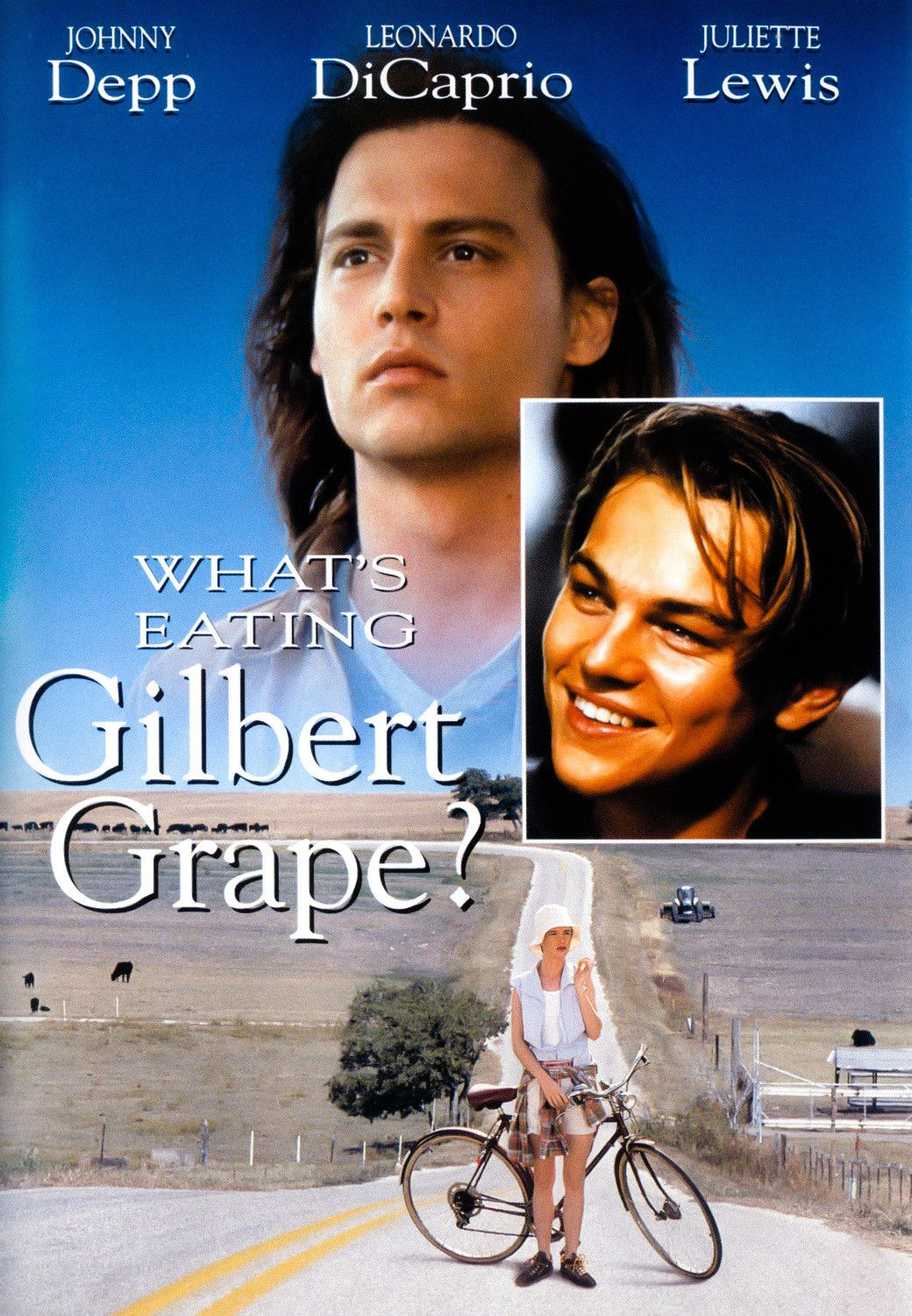 What S Eating Gilbert Grape Really Good Movie Released 03 04 1994 I M Pretty Sure I Ve Seen This Really Good Movies Movies Worth Watching Good Movies