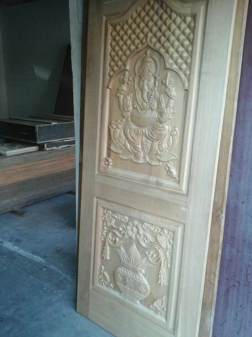 Chennai No1 Interiors Front Door Design Wood House Ceiling Design Single Door Design