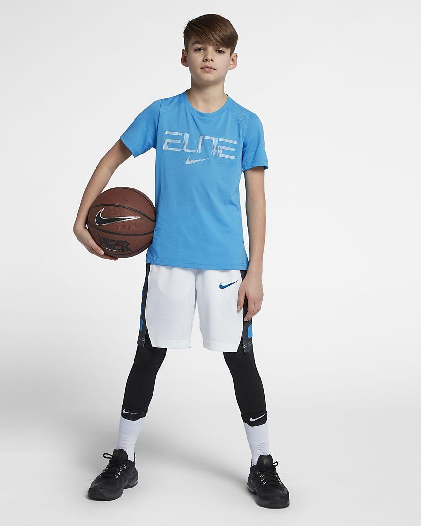 f9eb95c89e Dri-FIT Elite Big Kids' (Boys') Basketball Shorts | Active Wear ...