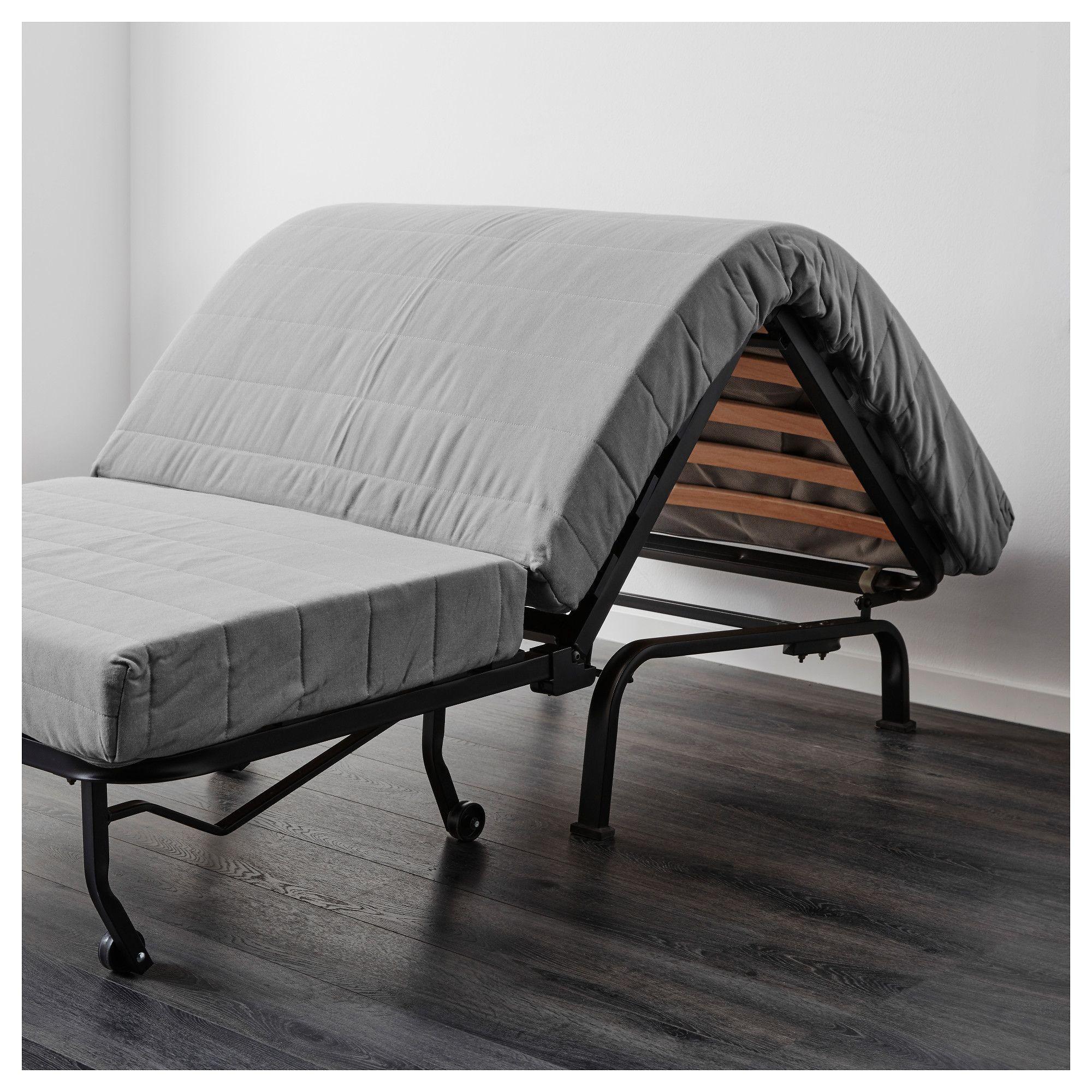 Lycksele H 197 Vet Chair Bed Vallarum Grey Ikea Ikea Sofa