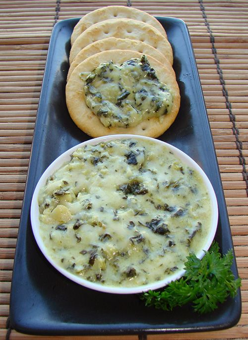 Costco Spinach And Artichoke Parmesan Dip And A Recipe To Use It