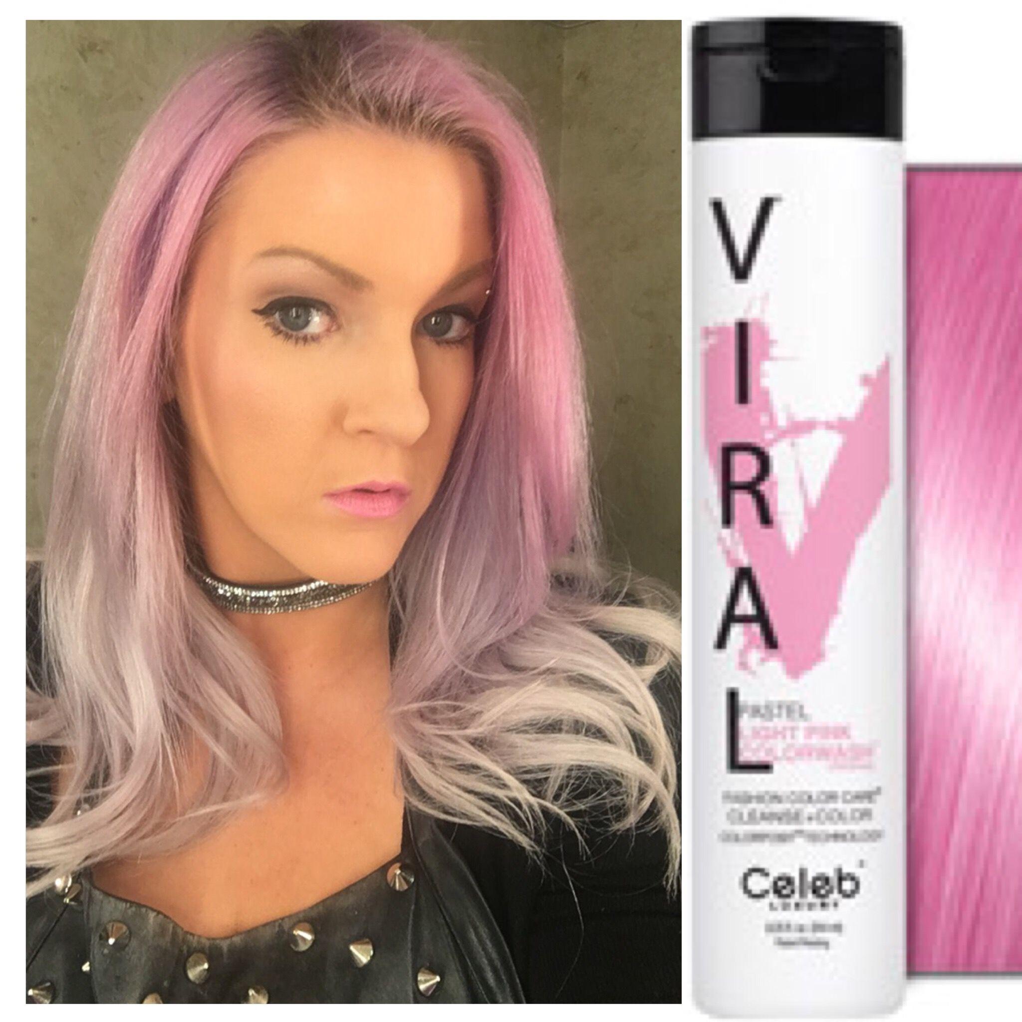 Superb Color Wash For Hair Part - 8: Used Celeb Lux Viral Color Wash!