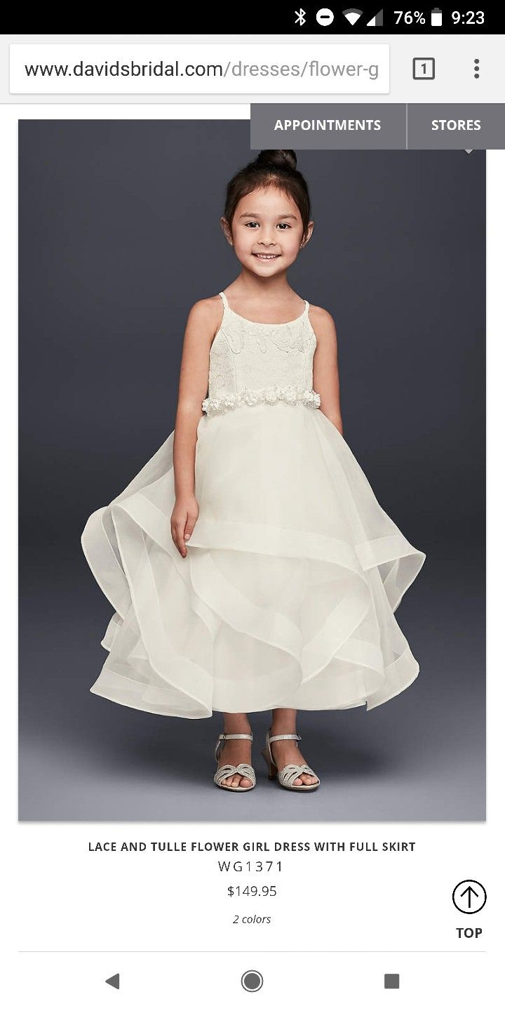 Beach wedding flower girl dresses  Pin by Giordana Salvo on  beach wedding  Pinterest  Wedding