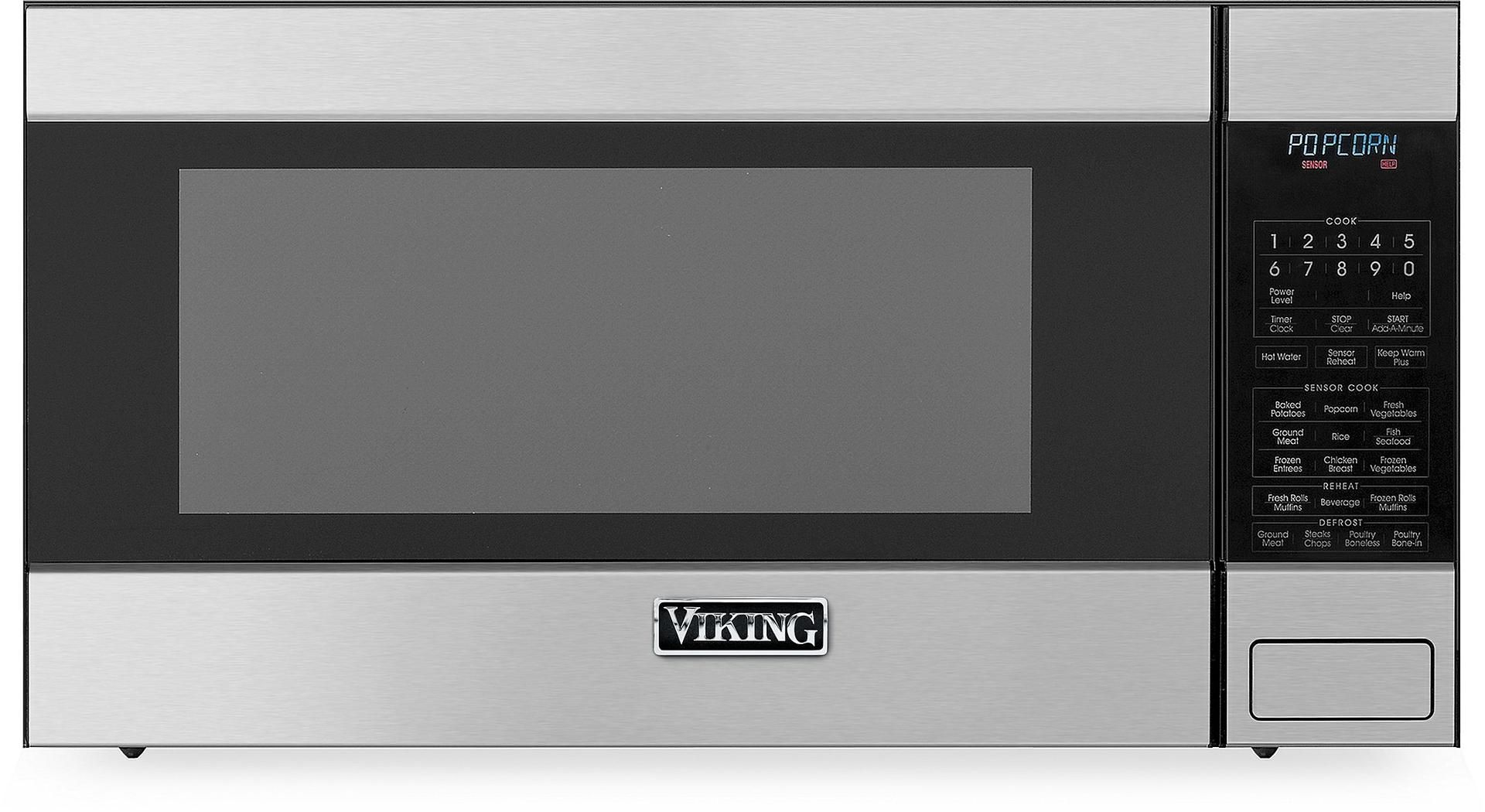 Viking Rvm320ss Stainless Steel Countertop Microwave Appliances
