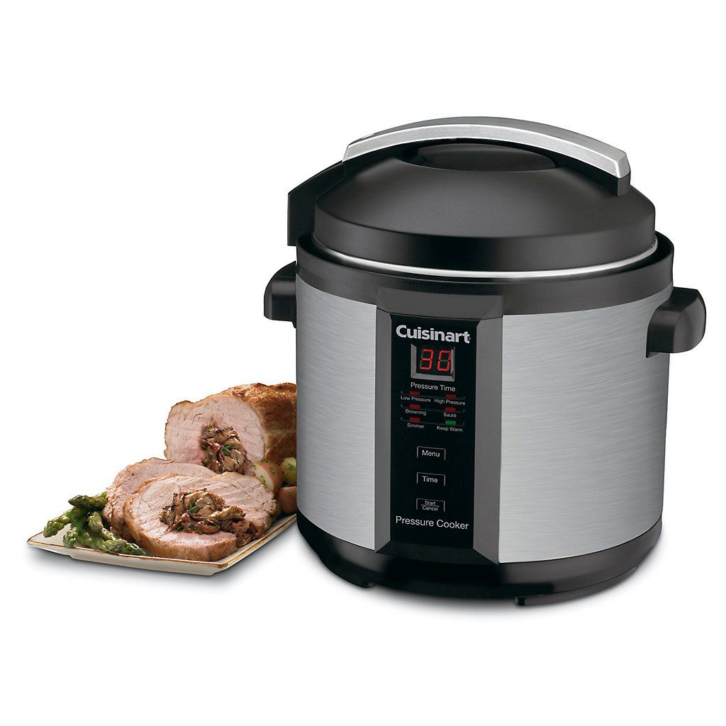 Cuisinart electric pressure cooker our new house pinterest