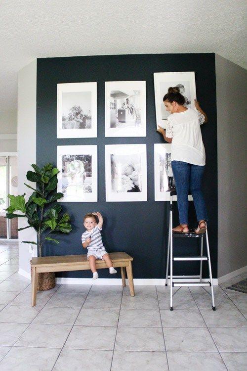 Photo of Impresión de imágenes en tamaño póster para un muro de la galería: dentro de la arboleda