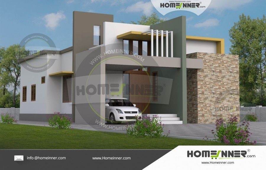 Single Floor 3bhk Individual House Plan House Design House Plans House Front Design