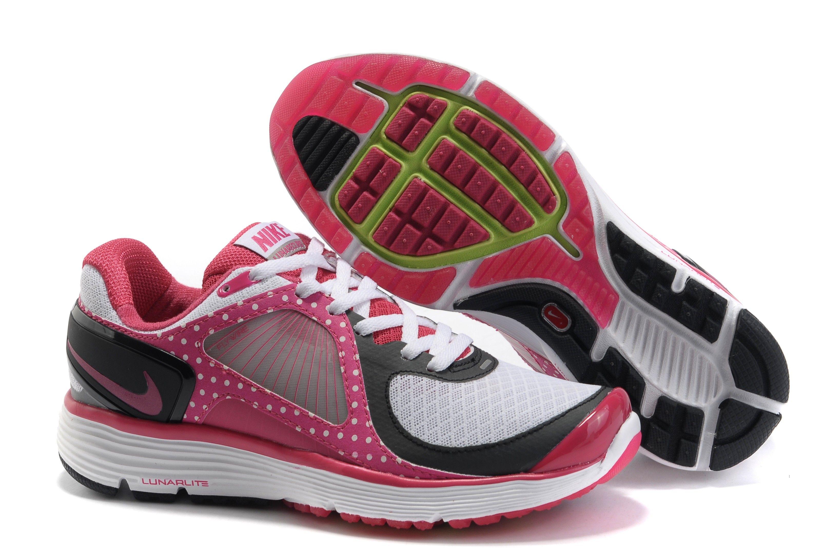 Nike Lunareclipse Women White And Pink  Nike Lunar Shoe