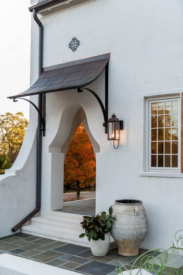 studiosmith Architecture LLC   House awnings, Front door ...