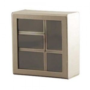 Plain Square Shadow Box With Removable Compartments 9 99 Size 14cm X 14cm Wood Papier Mache Shadow Boxes Box Frames Plain Wooden Boxes Wooden Shadow Box Wooden Boxes