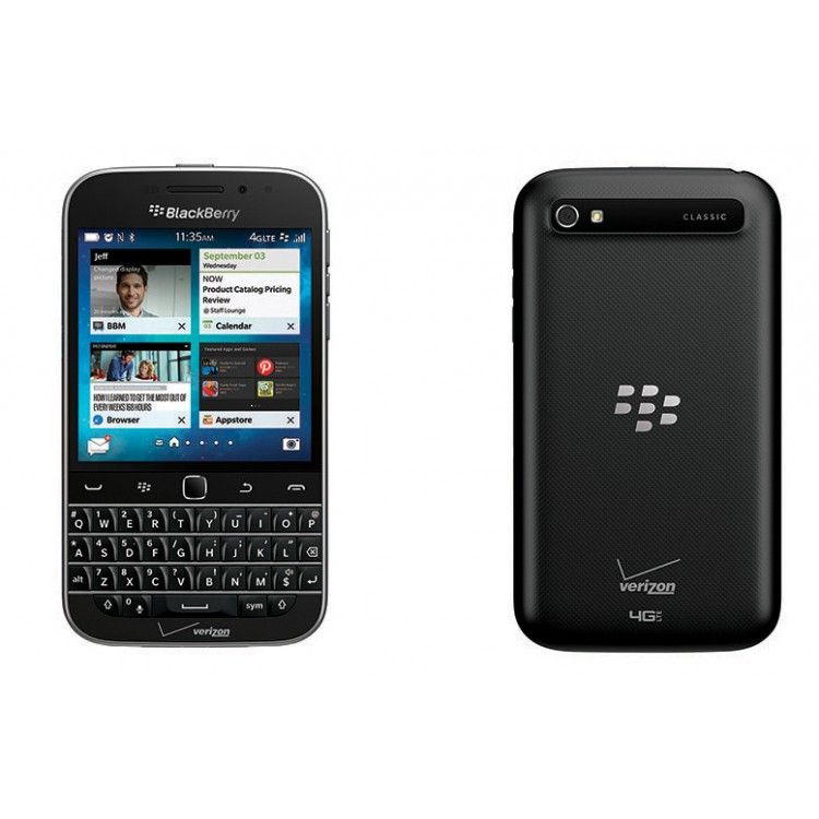 BlackBerry Classic | BlackBerry | Blackberry, Smartphone, Phone