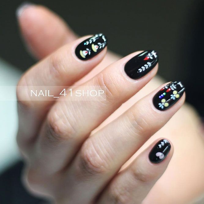 21 Ideas Of Cute Nail Designs To Melt Your Heart Trendy Nail Art